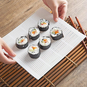 Washable Sushi Roller, Kitchen Accessories - MySiliconDreams
