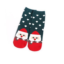 Load image into Gallery viewer, Winter Christmas Socks, Socks - MySiliconDreams