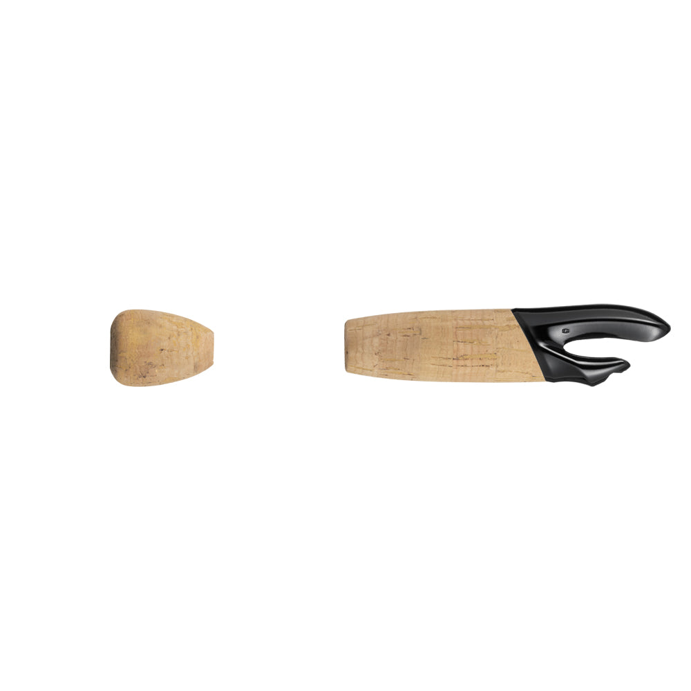 SEAGUIDE Cork Fighting Butt Grips FBG38-10C