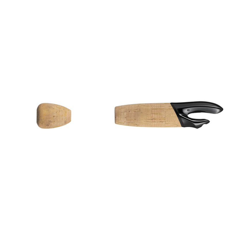 SEAGUIDE Cork Fighting Butt Grips FBG38-10C - American Rodbuilders Warehouse
