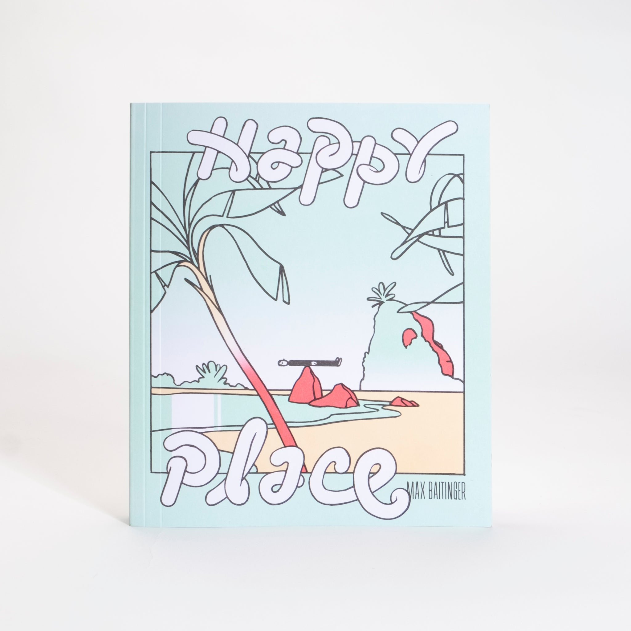 Happy Place – Comic