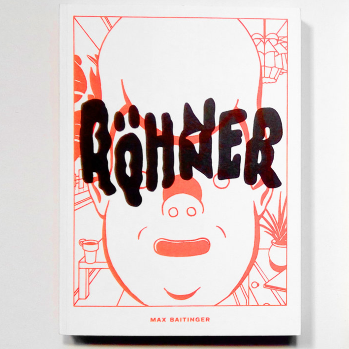 Röhner – Graphic Novel