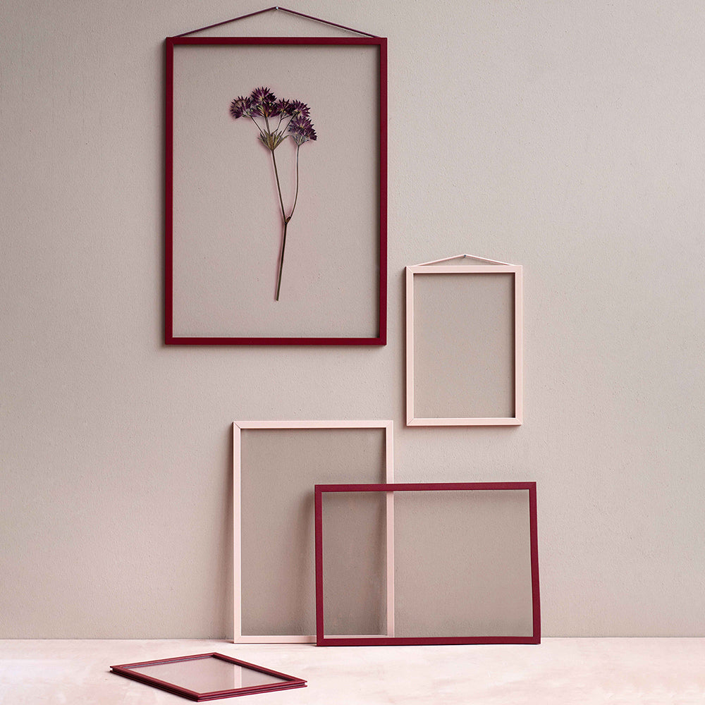 Frame – Deep Red – A3 A4 A5