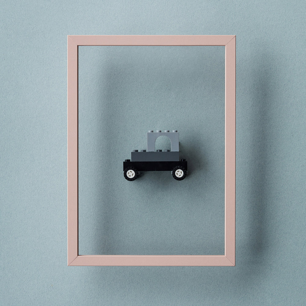Frame – Pale Rose – A3 A4 A5