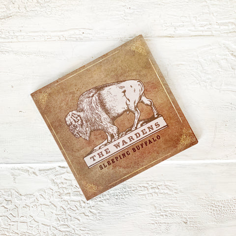 Sleeping Buffalo CD by The Wardens