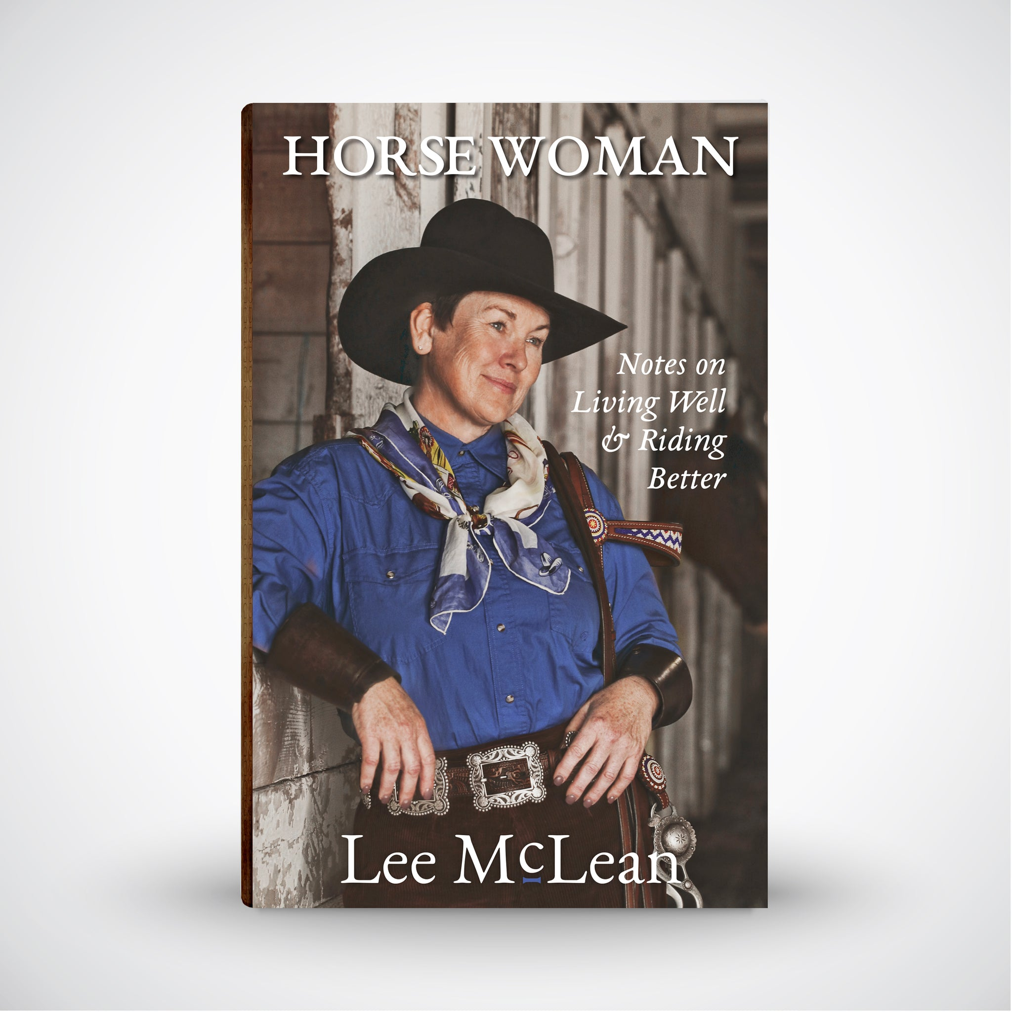 'Horse Woman' by Lee McLean: Signed Deluxe Edition