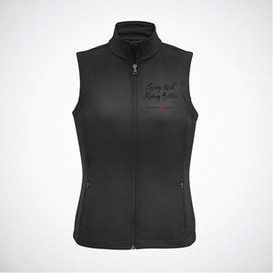 'Living Well Riding Better' Women's Vest