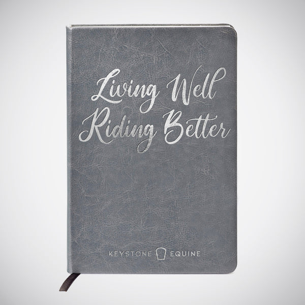 'Living Well Riding Better' Journal