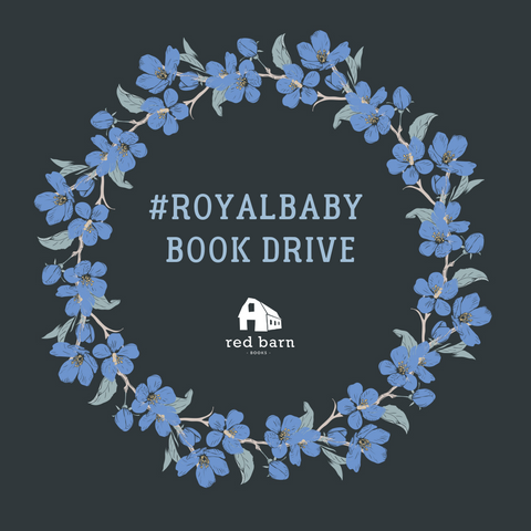Royal Baby Hospital Book Drive
