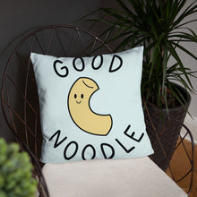 Load image into Gallery viewer, Good Noodle Pillow