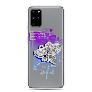 Glitched Samsung Case