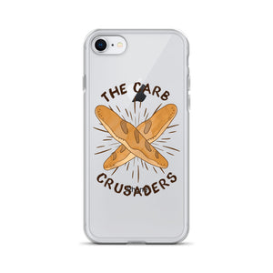 Carb Crusaders iPhone Case