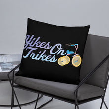 Load image into Gallery viewer, Yikes on Trikes Pillow