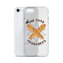 Load image into Gallery viewer, Carb Crusaders iPhone Case