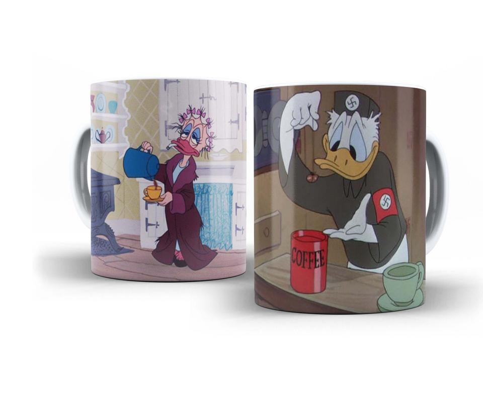 Downalds Duck Mug