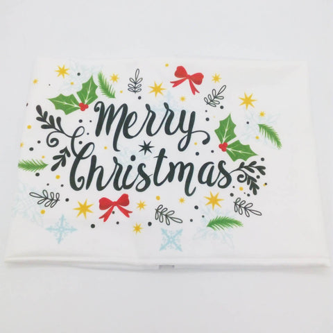 Image of 3 Christmas Towel