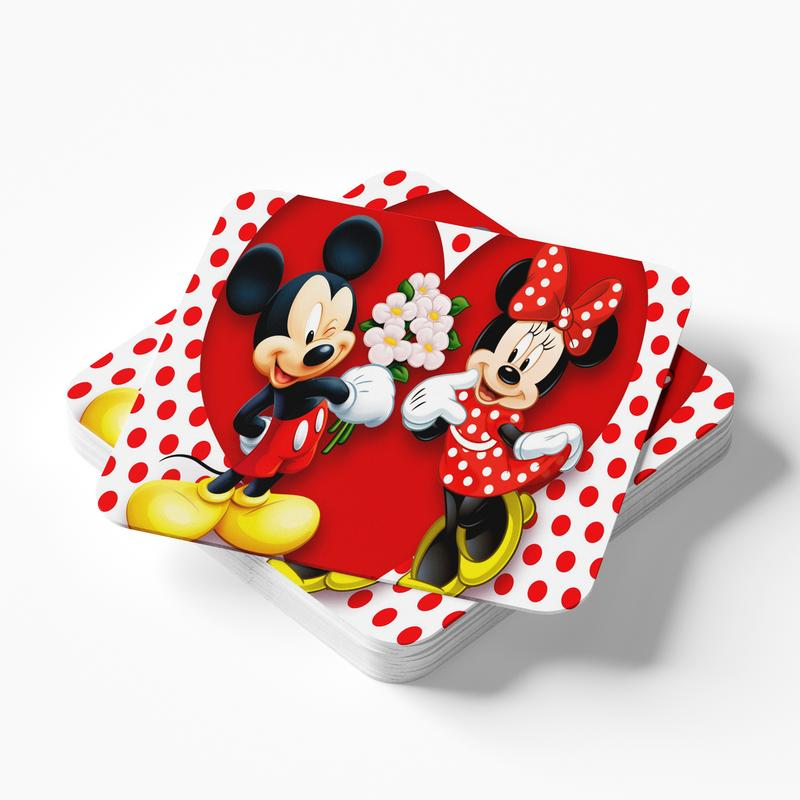 Mikey & Minnie Love Coaster