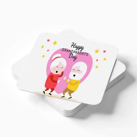 Hapyy Mother 'day coaster
