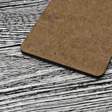 Hardboard Magnet Reactangle