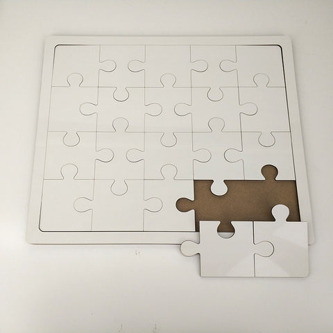 Rectangle Puzzel 20 x 30 cm