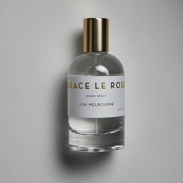 SOH Room Spray - Grace Le Rose
