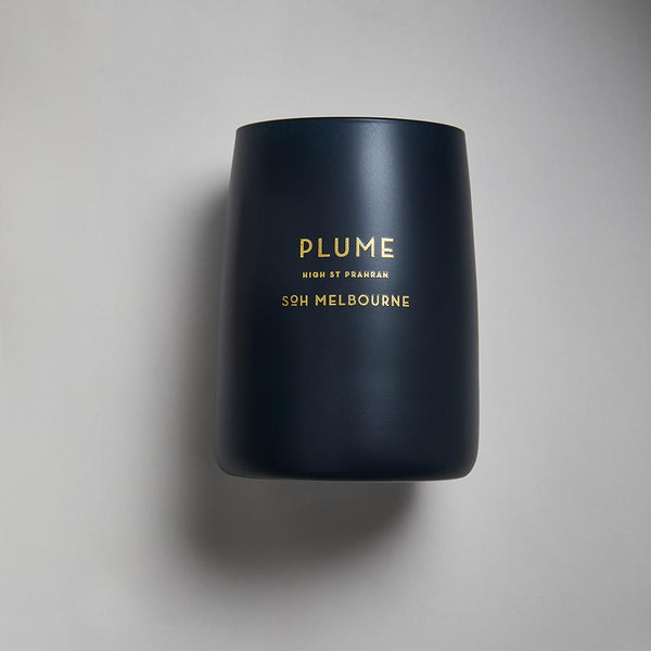 Navy SOH Candles - Plume
