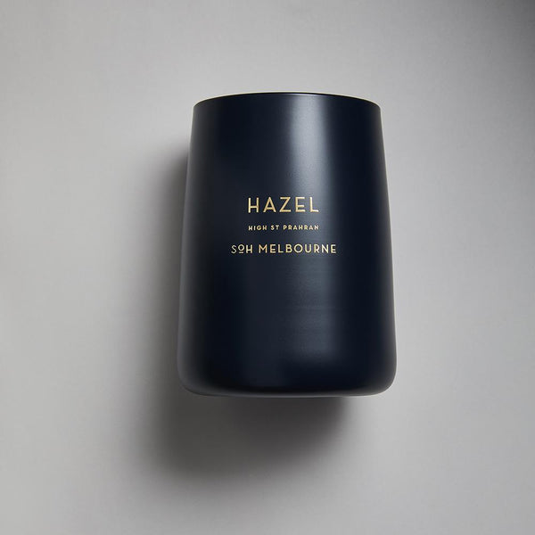 Navy SOH Candles - Hazel