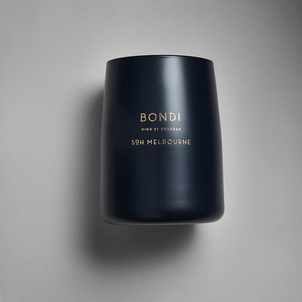 Navy SOH Candles - Bondi