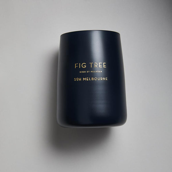 Navy SOH Candles - Fig Tree