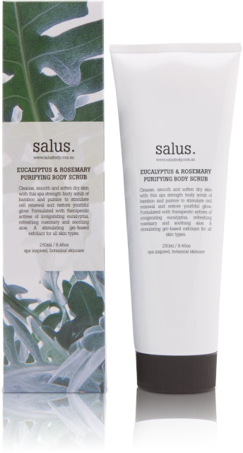 Eucalyptus and rosemary bosy scub-Body care-Salus-Phoenix and the Turtle