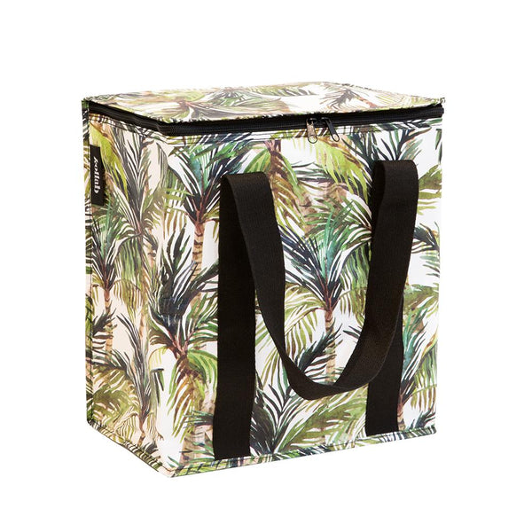 Cooler Bag - Green Palm