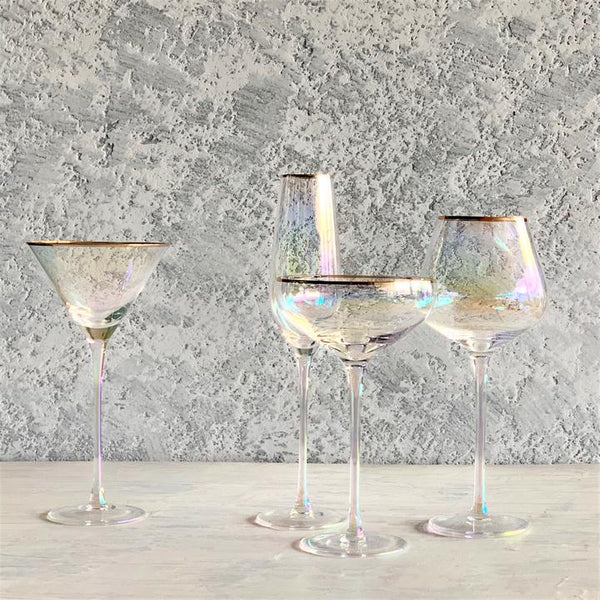 Lustre Champagne Coupe