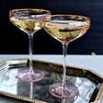 Champagne Coupe set4