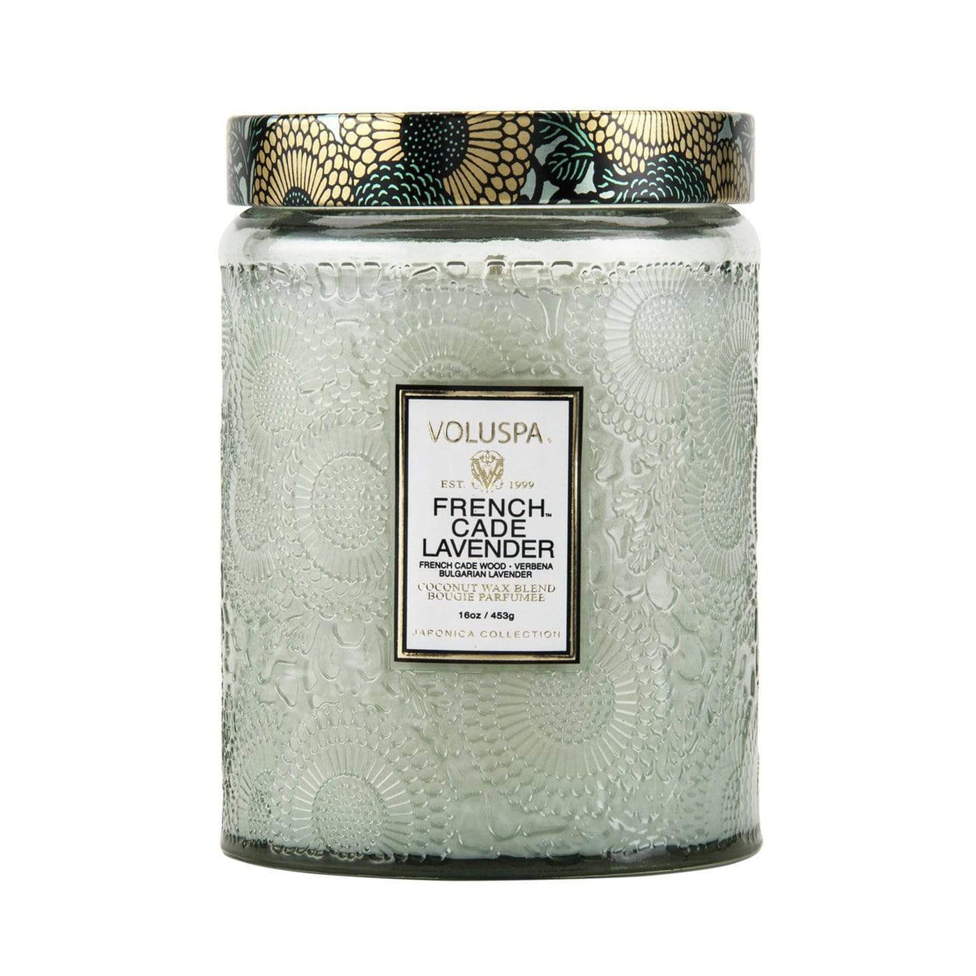 Voluspa Candle 100hr - French Cade Lavender