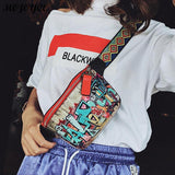 Street Style Fanny Pack