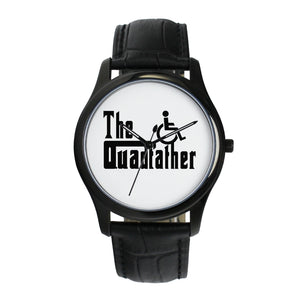 The QuadFather Quartz Watch