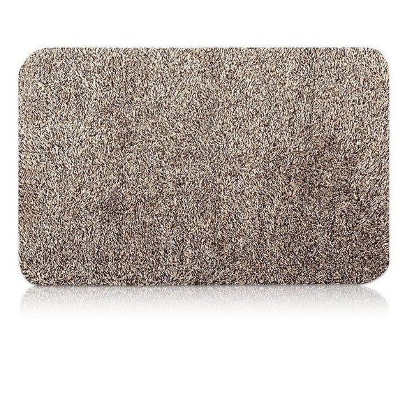 Instant Dirt-Absorbing Door Mat