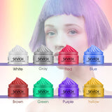 Unisex Hair Coloring Wax
