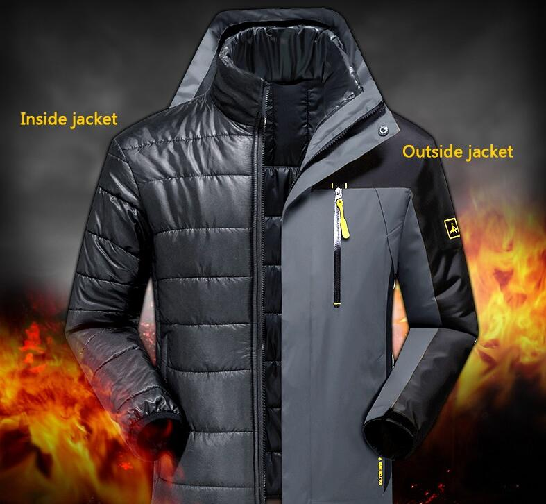 2 in 1 Jacket of 7 colors