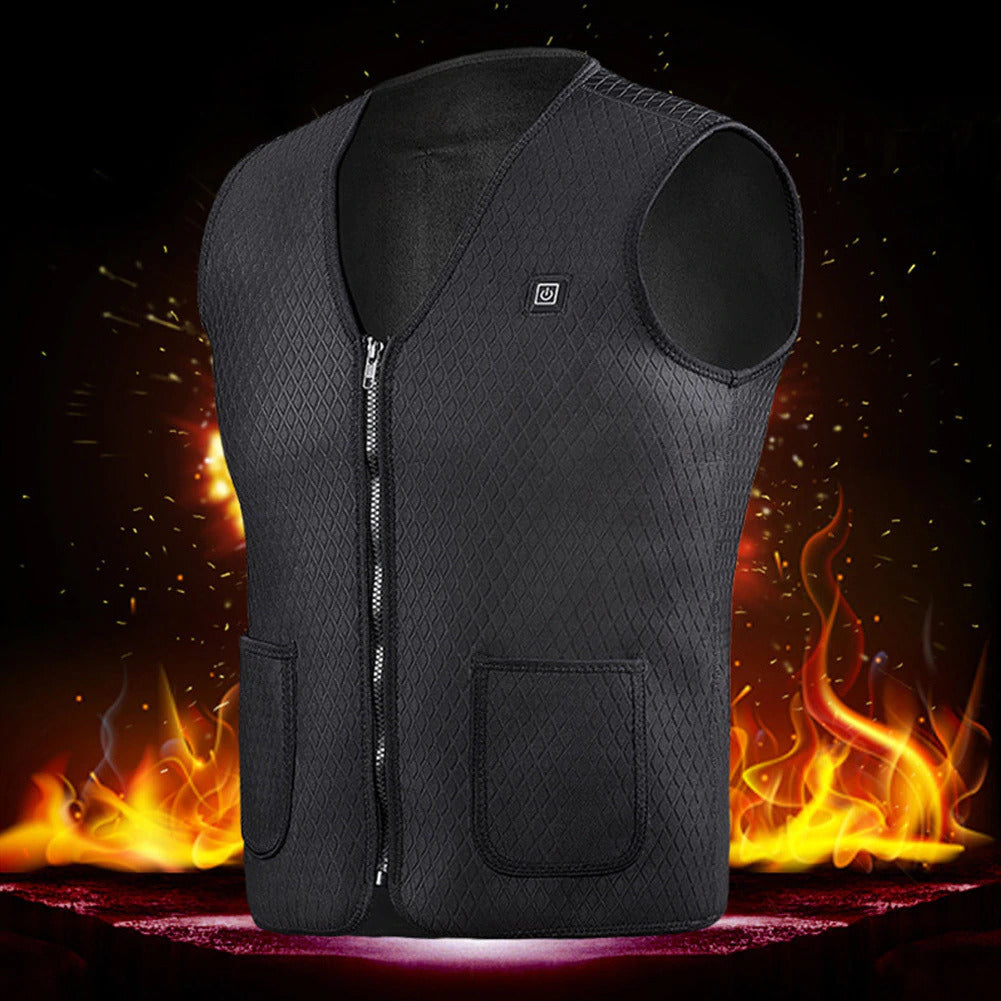 Casual Usb Heated Vest