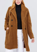 Load image into Gallery viewer, Tessa Teddy Coat