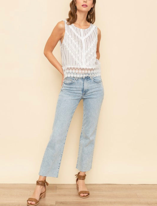 Havana Cropped Top