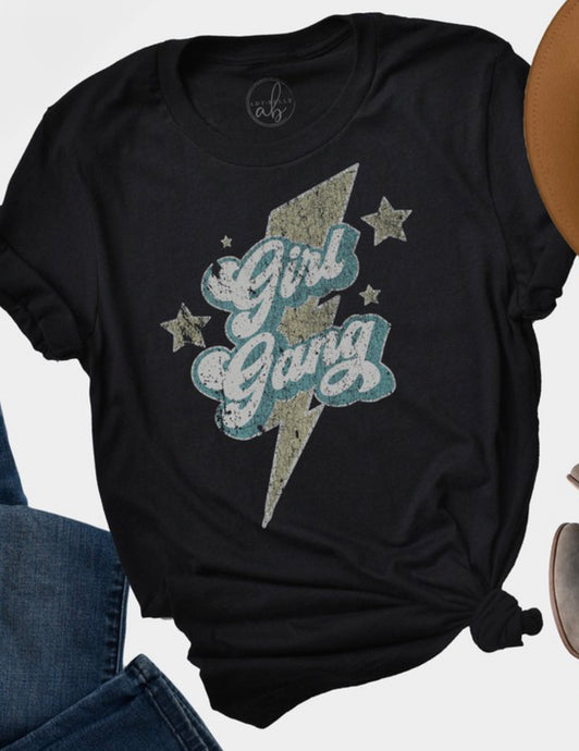 Girl Gang Graphic T-Shirt