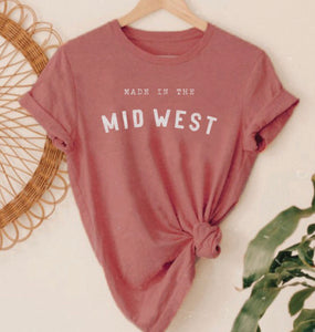 Assorted - Made in the Midwest T-shirt