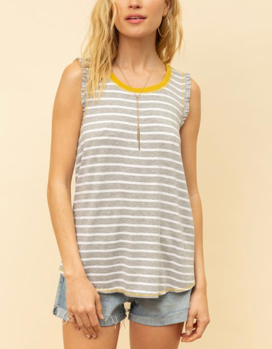 Marli Criss Cross Top