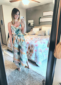 Isle Of Palms Jumpsuit