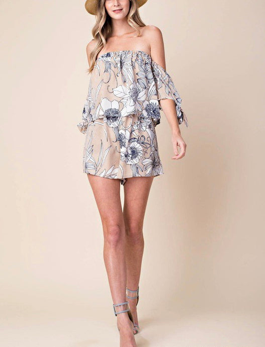 Summer Nights Romper