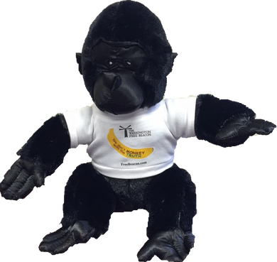 toy truth monkey funny gorilla