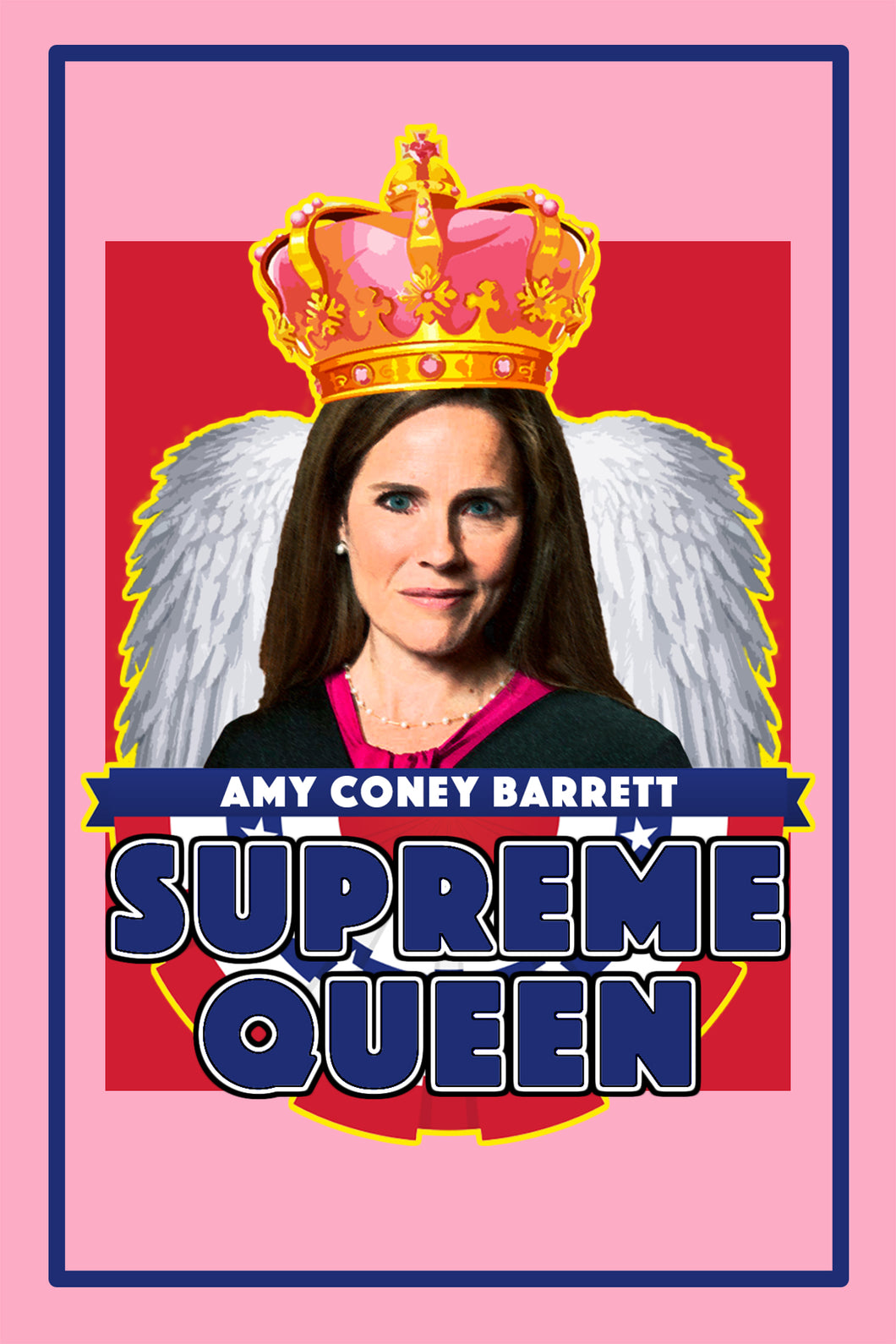 ACB Supreme Queen Poster (24