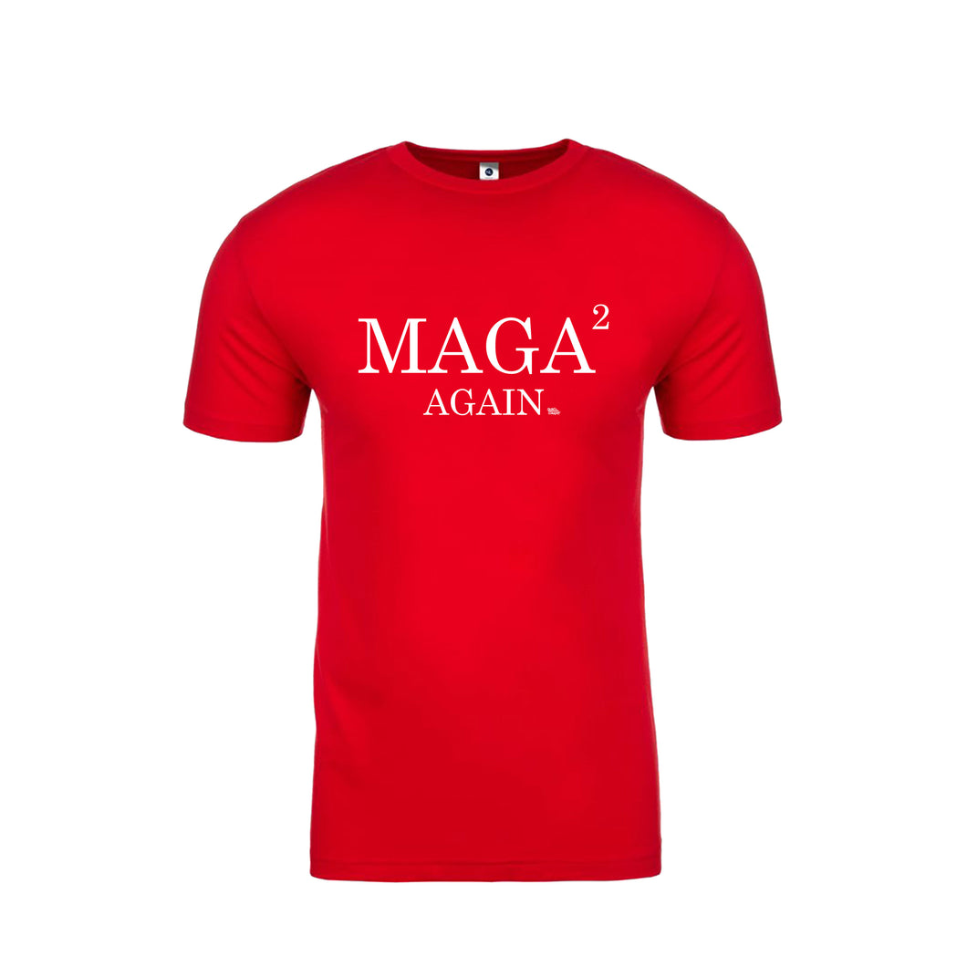 MAGA Again Shirt - Red